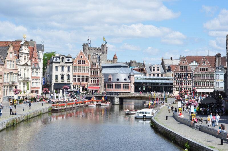 Innenstadt Gent