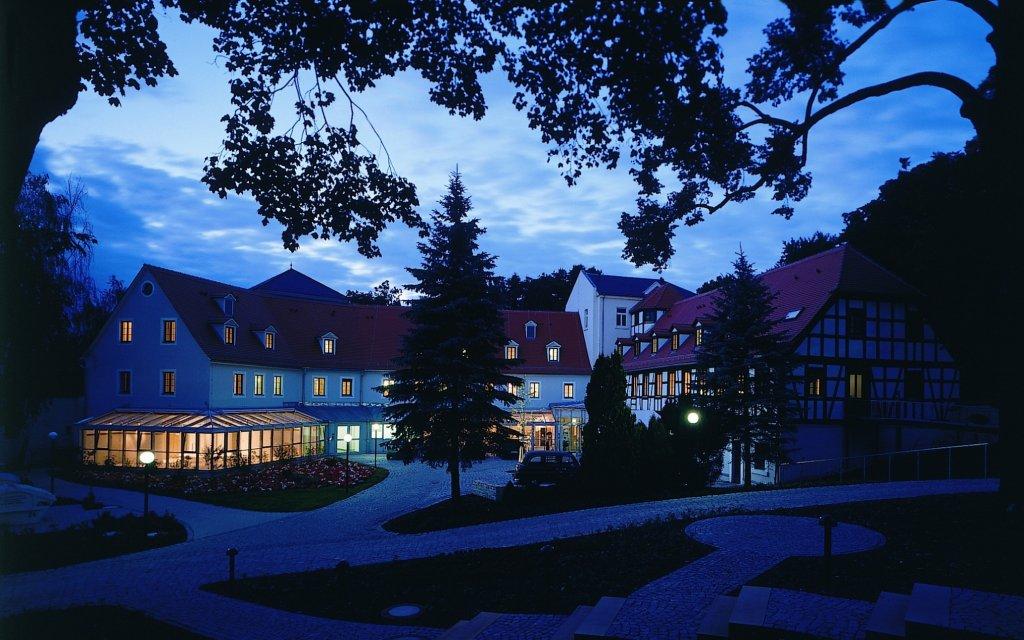 Neukirchen Hotel Schloss Schweinsburg aussen