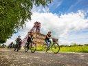 Cooler Tag am Rhein mit E-Bike und Fähre