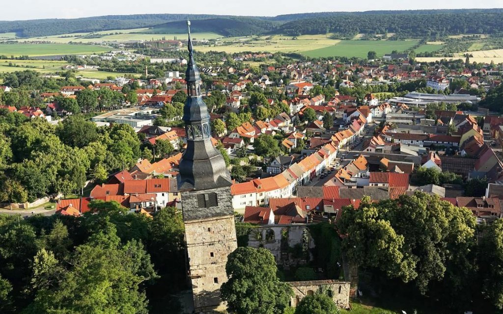 Oberkirchturm Bad Frankenhausen