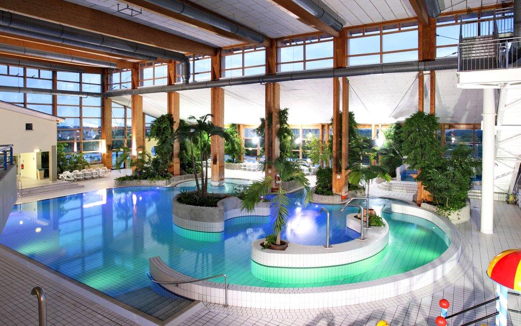 Sagard Precise Resort Rügen Pool Therme