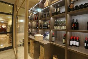 Weinklimakammer