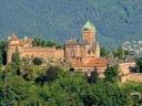 Burgen, Wein und die elsässische Küche
