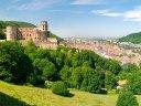 Die Welt ist einig - Heidelberg, Du Schöne!