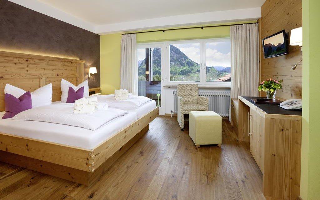 Pfronten  Hotel Berghof Zimmer Doppelzimmer