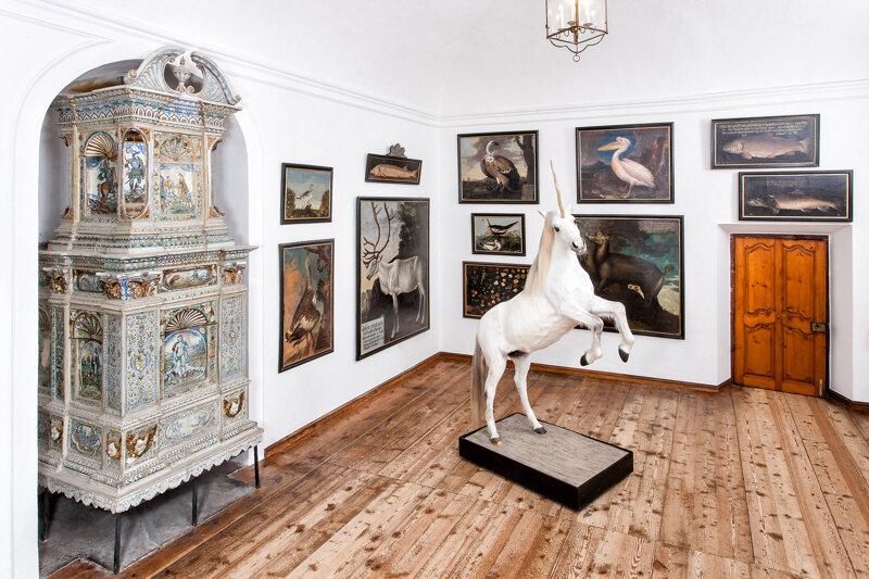 Ausstellung auf Schloss Hellbrunn: Schaulust - die unerwartete Welt des Markus Sittikus
