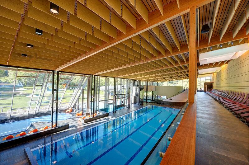 AquaForum Latsch Schwimmbecken