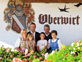 oberwirt familie