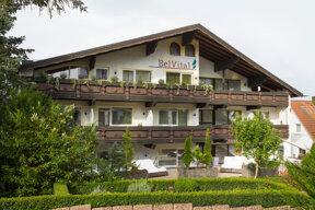 Außenansicht Gästehaus BelVital