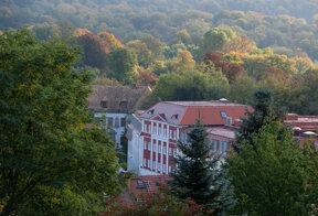 Hotel vom Bergpark