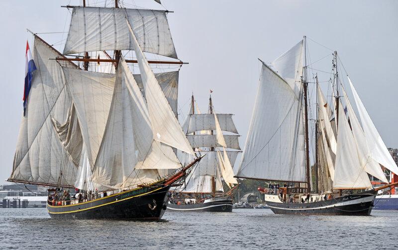 Traditionsseglerregatta Kiel