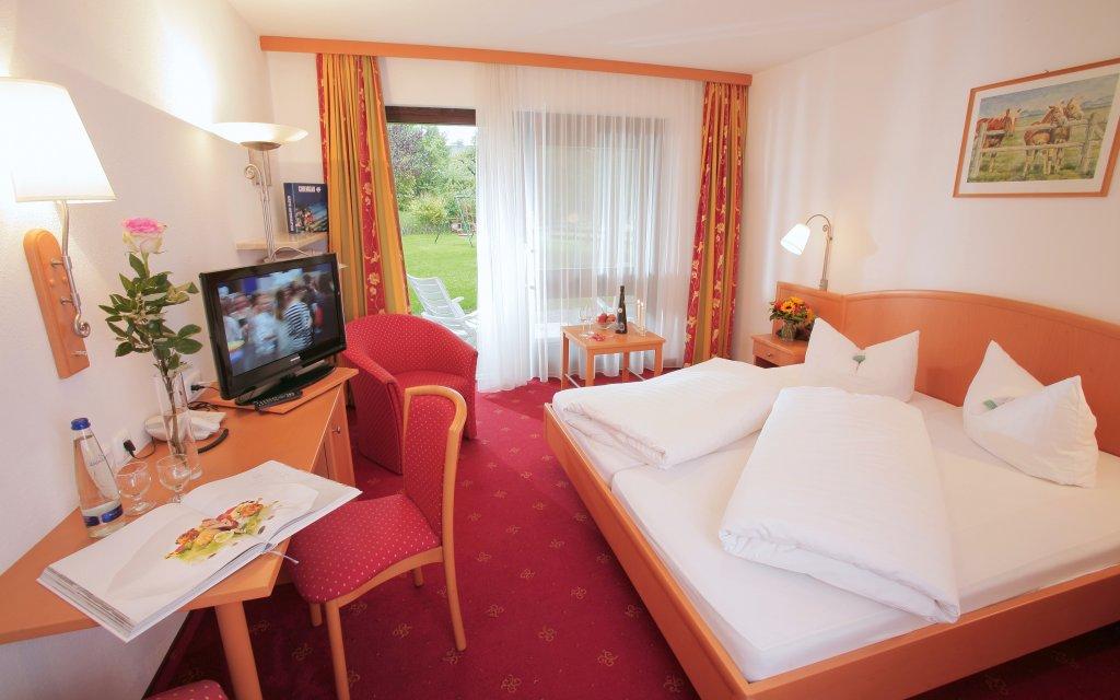 Unterwössen Landhotel Gabriele Zimmer Doppelzimmer