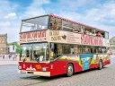 Dresden de luxe mit Hop-On-Hop-Off-Bus