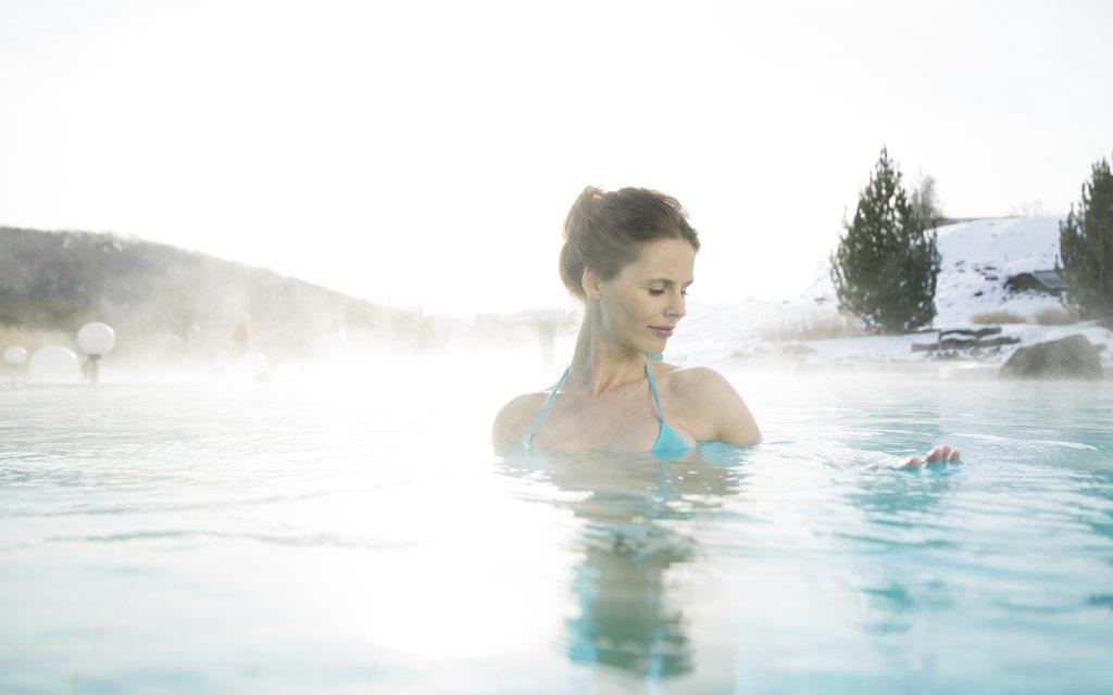 Infinity-Pool eines Luxus-Hotels