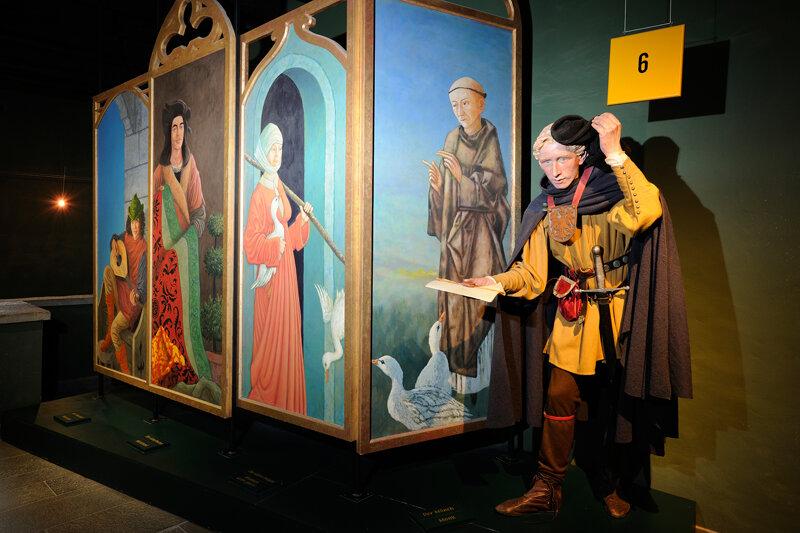 Mauterndorf Ausstellung c Salzburger Burgen & Schlösser