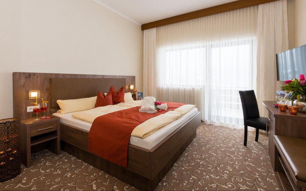 Lam Hotel Sonnbichl Zimmer Doppelzimmer