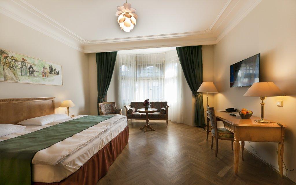 Karlsbad Grandhotel Ambassador Zimmer Doppelzimmer