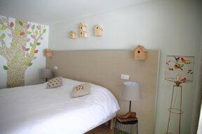 Doppelzimmer Vögel