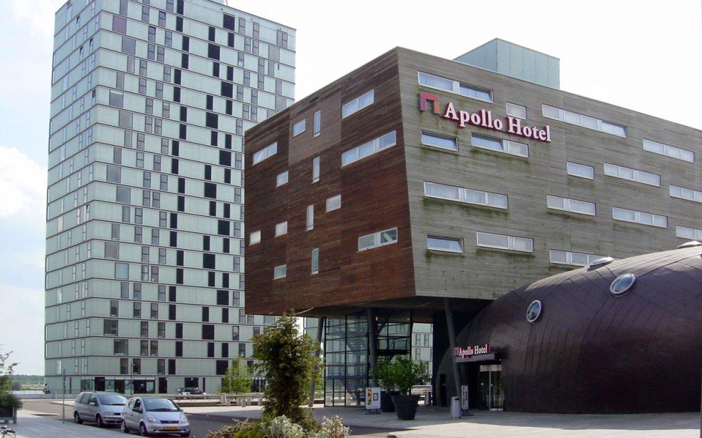 Apollo Hotel Almere City Centre Außenansicht