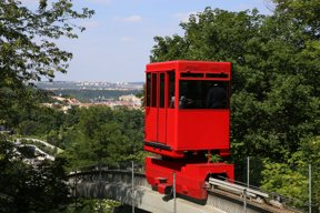 Seilbahn NH Prague City