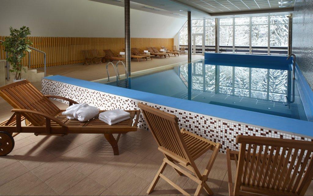 Spindlermühle Clarion Hotel Pool Hallenbad