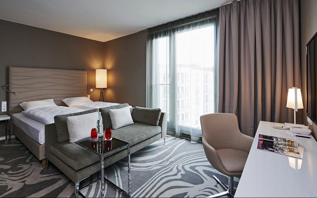 Légère Hotel Bielefeld Gallery Zimmer Doppelzimmer