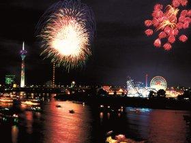 KD Feuerwerk Düsseldorf