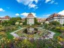 Rosengärten und seltene Blumen in München