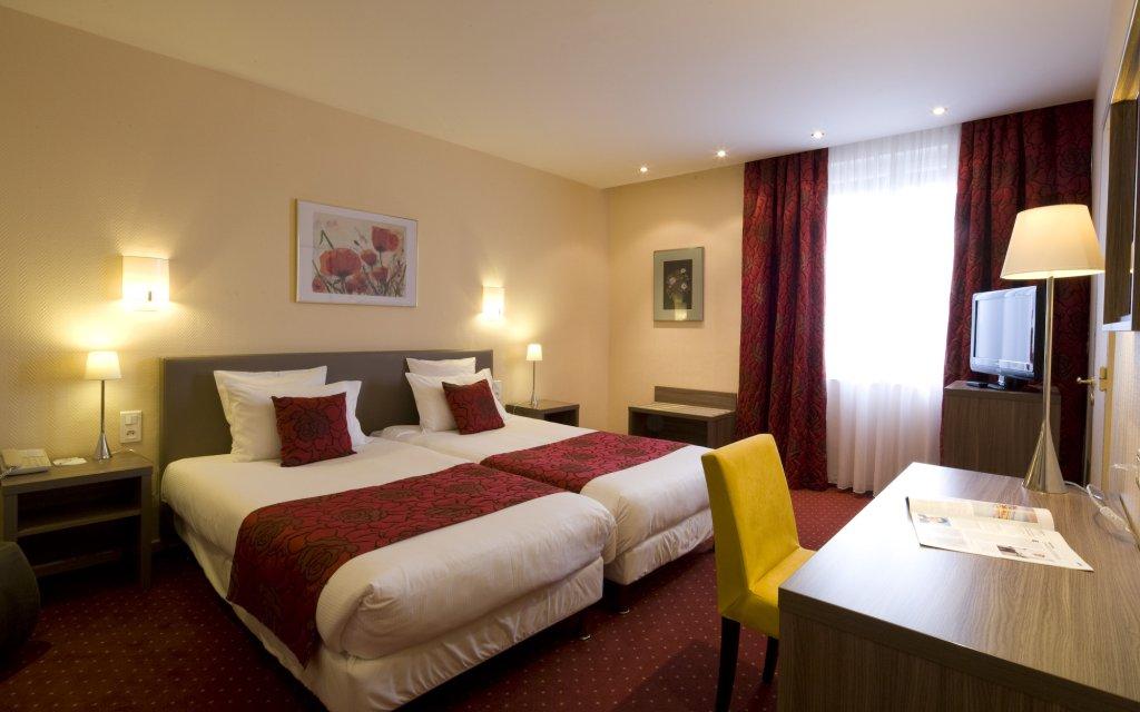 Grand Hôtel Bristol Colmar Zimmer