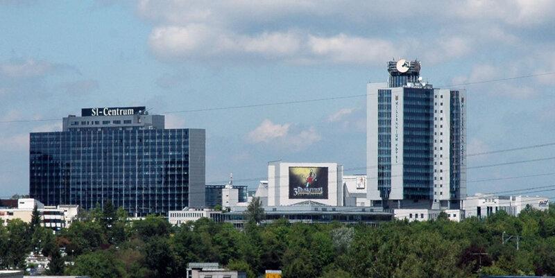 SI-Centrum Stuttgart-Moehringen