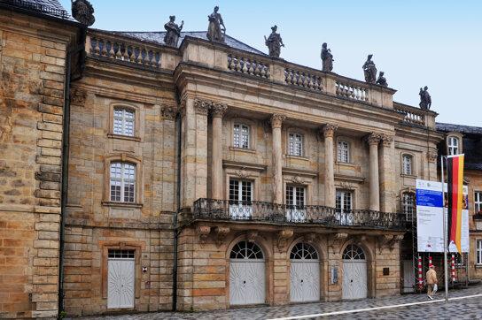 Bayreuth Markgräfliches Theater UNESCO