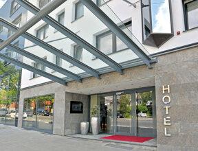 Parkhotel Oberhausen Eingangsbereich