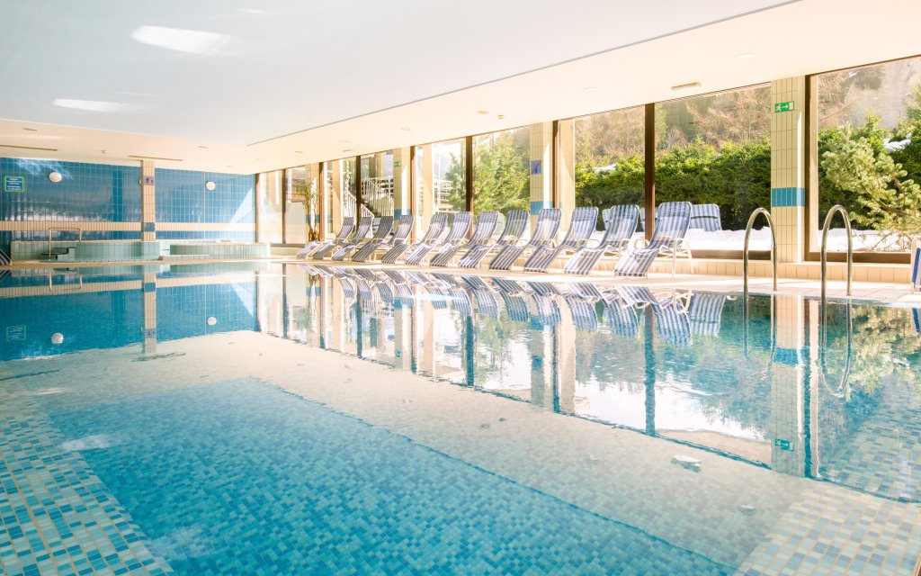 BW Hotel Kranjska Gora Pool Hallenbad
