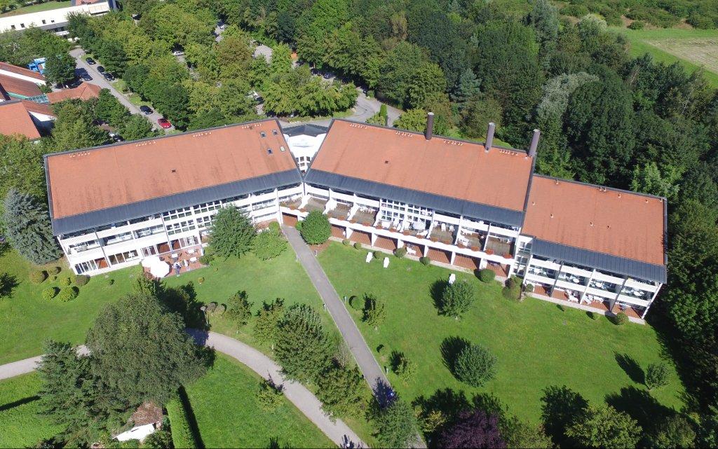 BEST WESTERN Aparthotel Birnbachhöhe Bad Birnbach Außenansicht