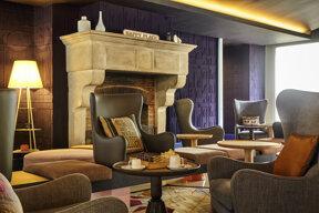 Lounge Kamine