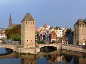Petite France c OTSR, Laure GAUTHEROT