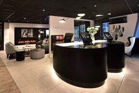 Gr8 Hotel Amsterdam Riverside Rezeption 1