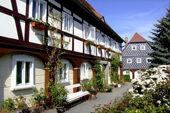 Fachwerk Zittauer Gegend c Naturpark Zittauer Gebirge