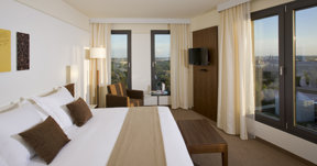 Melia Luxemburg Classic-DZ 01 Foto Hotel