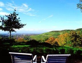 Blick von BW Roemerberg 1