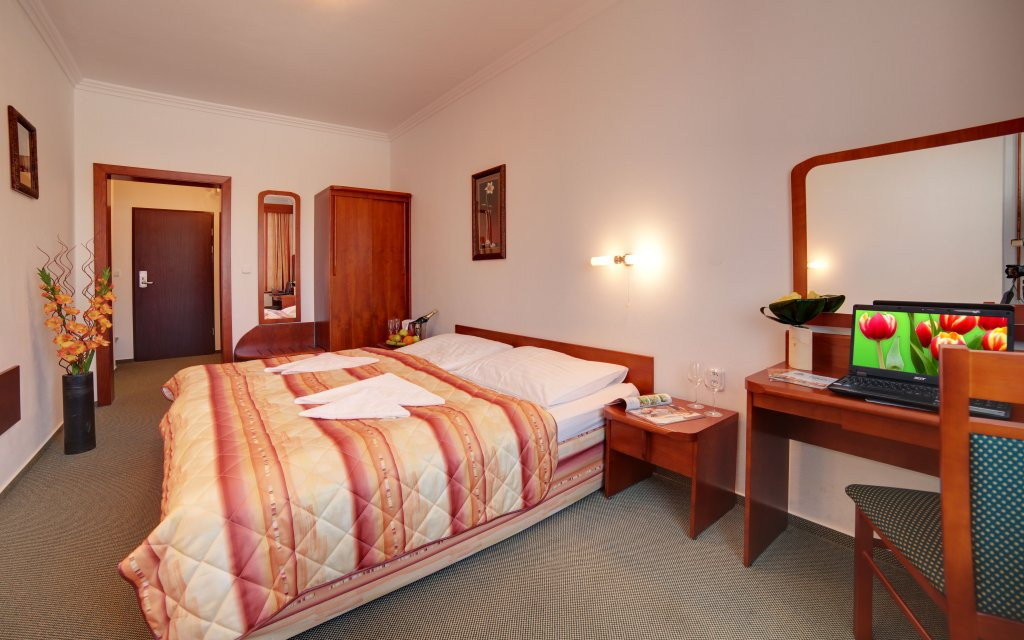 Rumburk Wellness Hotel Luzan Zimmer Doppelzimmer