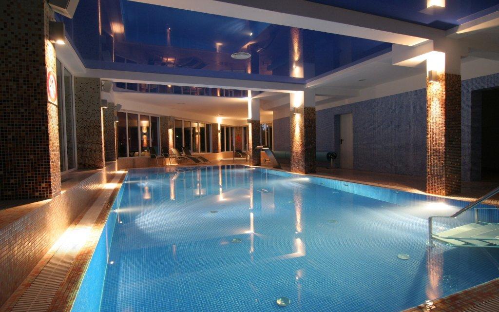 Misdroy Hotel SPA Baginski & Chabinka Pool Hallenbad