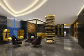 Dorsett City Hotel Lobby