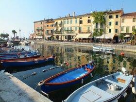 Gardasee Boote ohne c pixabay