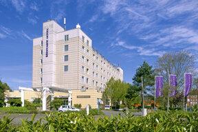 Außenansicht des Mercure Hotel Hannover Oldenburger Allee
