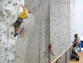 Sportwelt Ottobeuren Kletterhalle