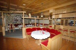 Restaurant Rundtisch