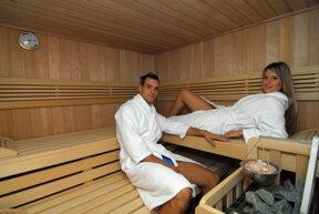 Sauna Pärchen