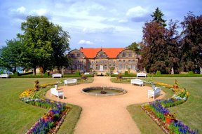 Blankenburg Kleines Schloss c Harzer Tourismusverband Marko Sandro Schueren