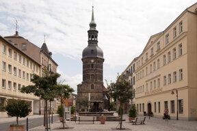 HotelElbresidenz Außenansicht-Marktseite Thomas-Kunack